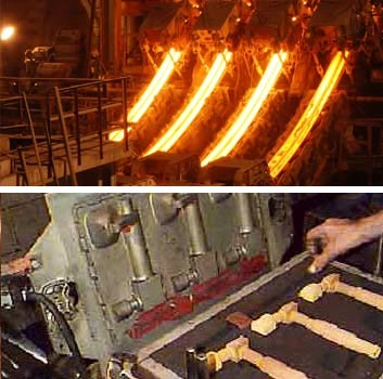 Sand Casting - Shell Molding